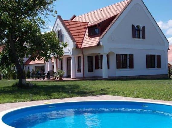 Plattensee Ferienhaus mieten Balaton Ferienhäuser
